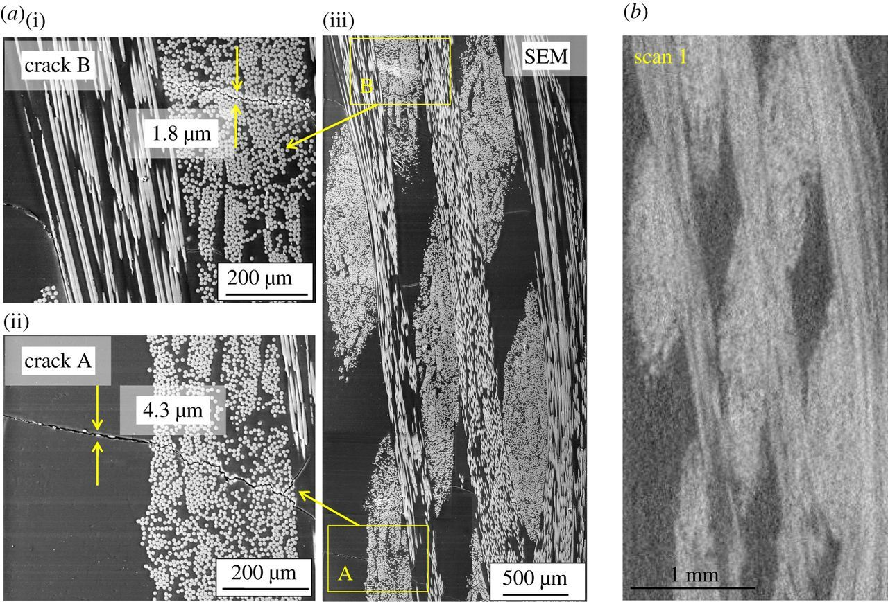 A Comparison Of Different Approaches For Imaging Cracks In