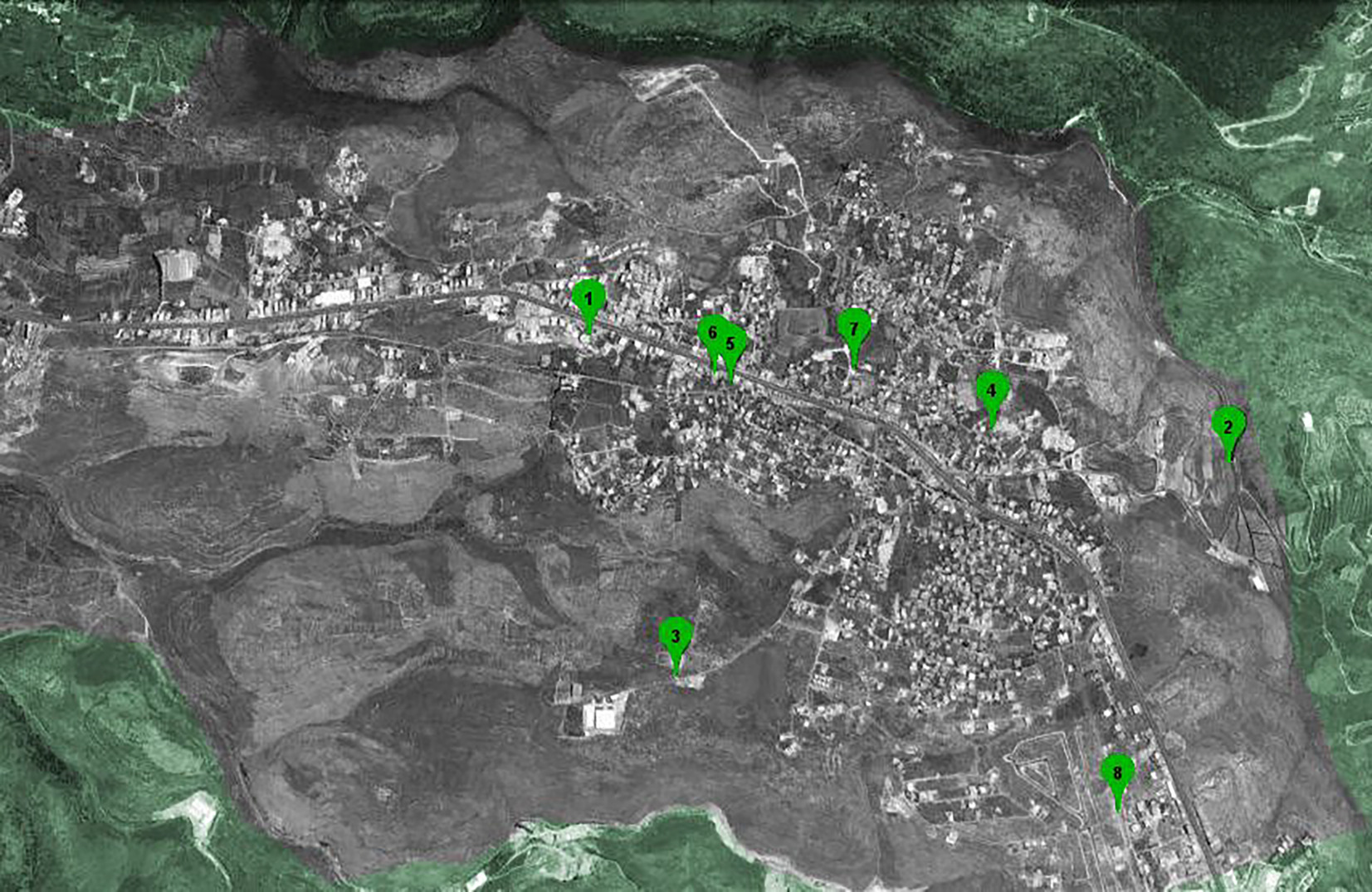 Citizen science in Lebanon—a case study for groundwater