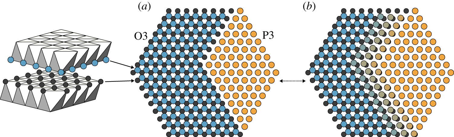 Understanding intercalation compounds for sodium-ion