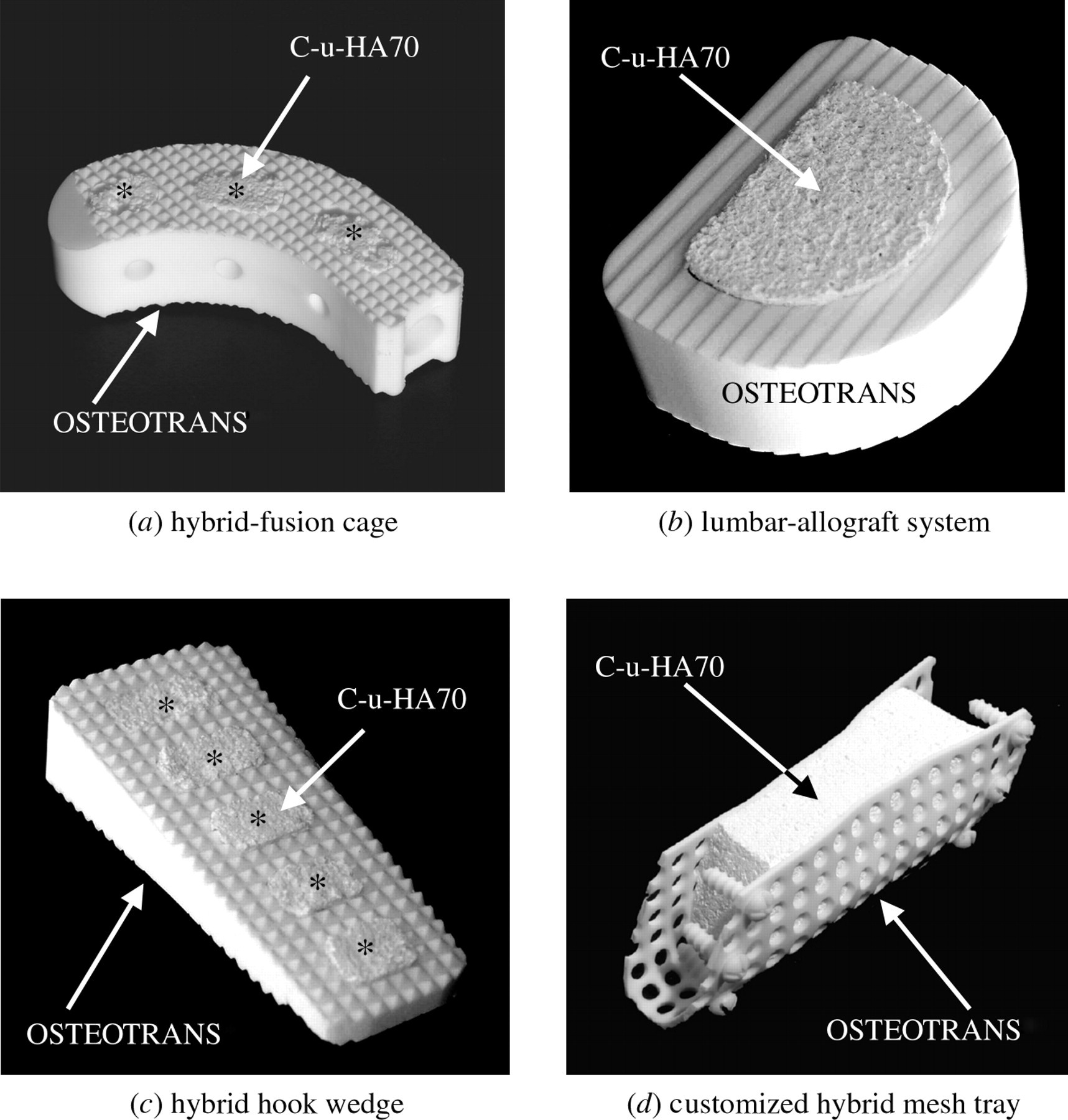 Bioactive and bioresorbable cellular cubic-composite scaffolds for