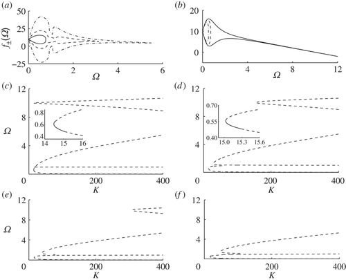 Amplitude and phase dynamics in oscillators with distributed