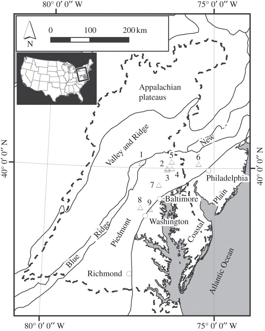 Anthropocene streams and base-level controls from historic