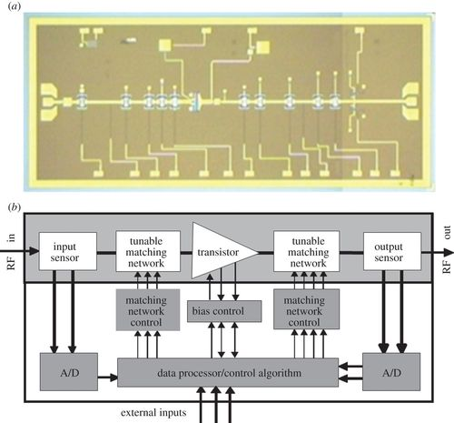 Beyond CMOS: heterogeneous integration of III–V devices, RF