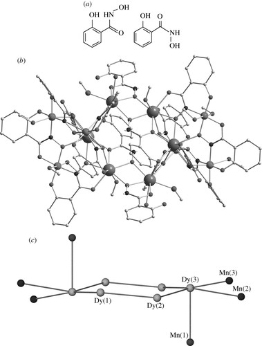 Magnetic Coordination Clusters And Networks Synthesis And