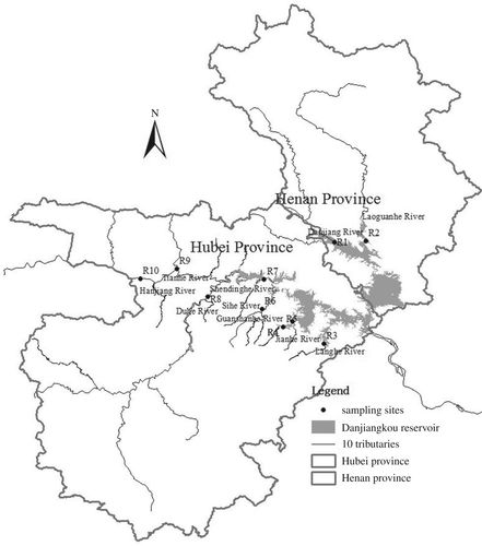 Investigation Of Nitrogen And Phosphorus Contents In Water In The