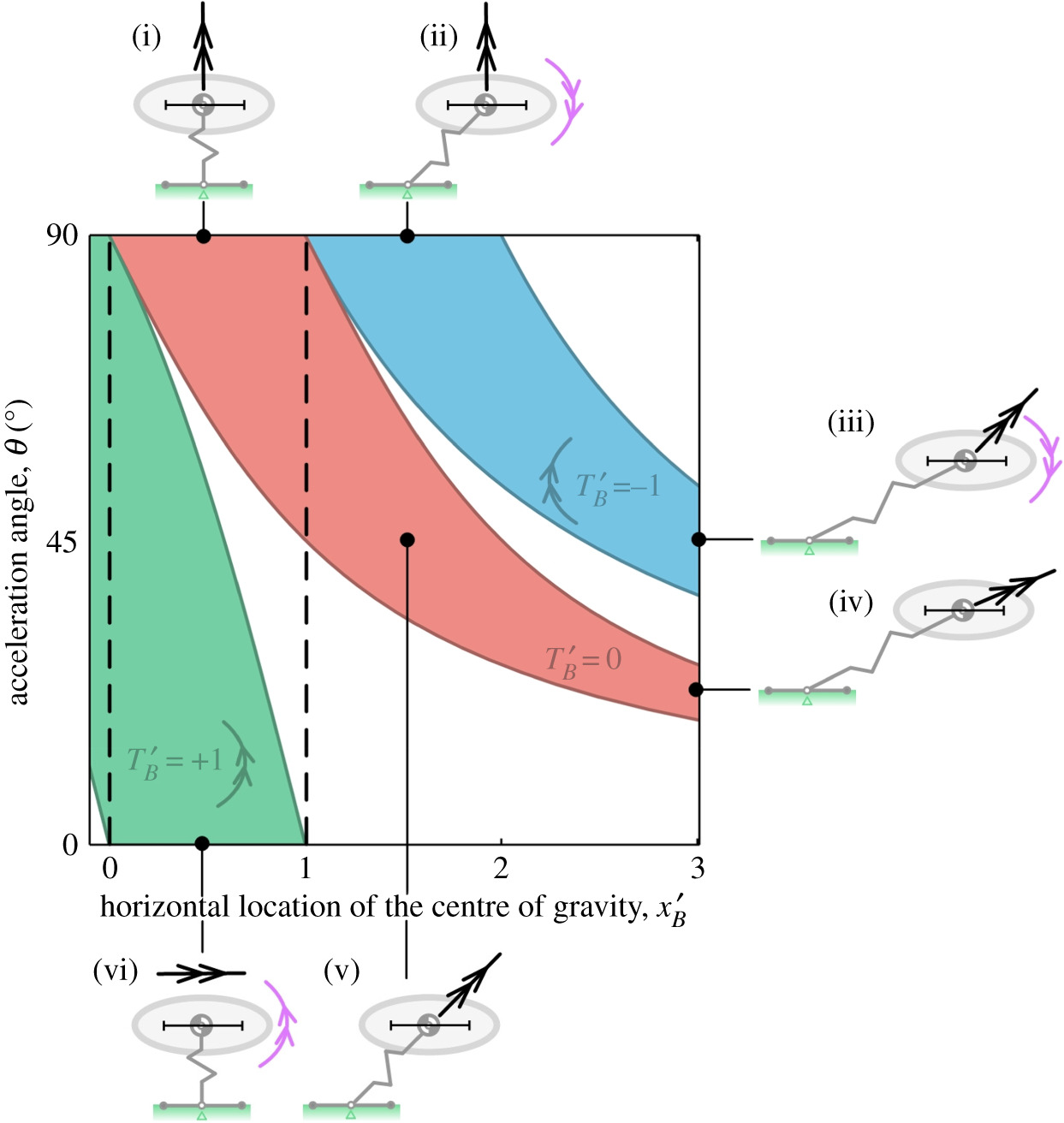 A dynamics and stability framework for avian jumping take-off