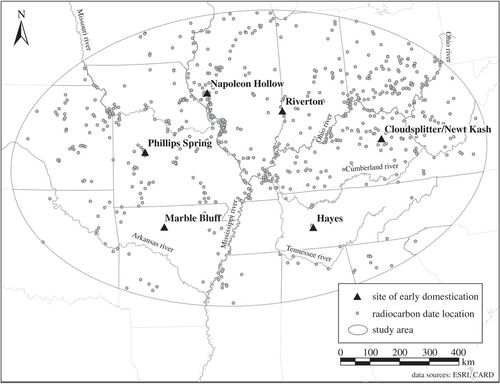 Population Growth As A Driver Of Initial Domestication In Eastern