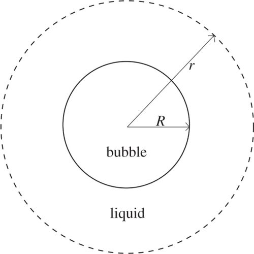 Bubbles with shock waves and ultrasound: a review