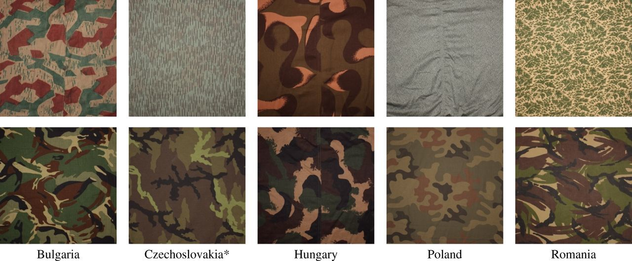 Cultural evolution of military camouflage   Philosophical