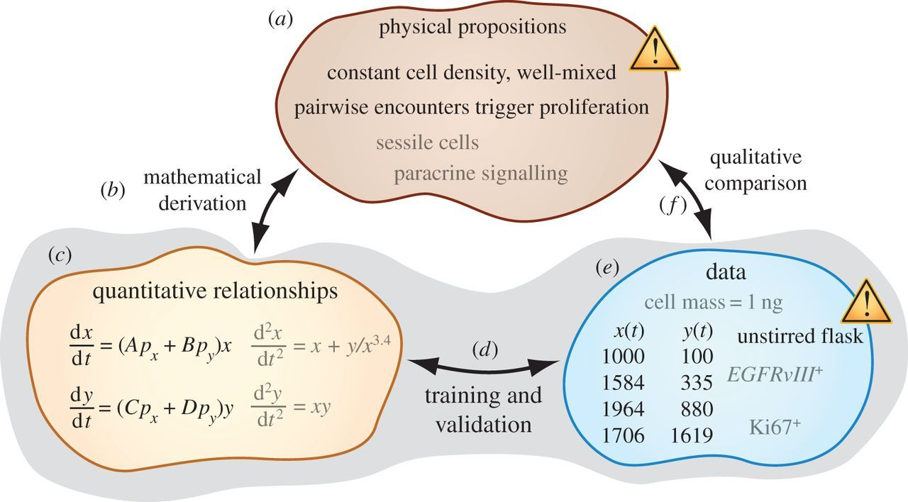 Evolutionary game theory for physical and biological