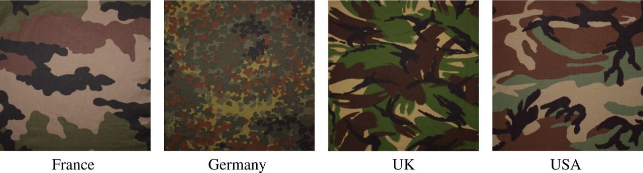 Cultural evolution of military camouflage | Philosophical
