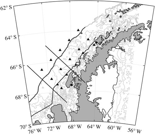 Changes in the upper ocean mixed layer and phytoplankton