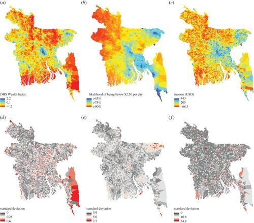 Mapping poverty using mobile phone and satellite data | Journal of