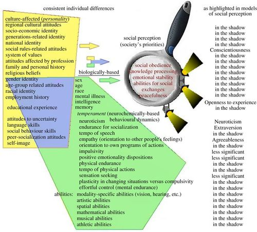 Taxonomies of psychological individual differences