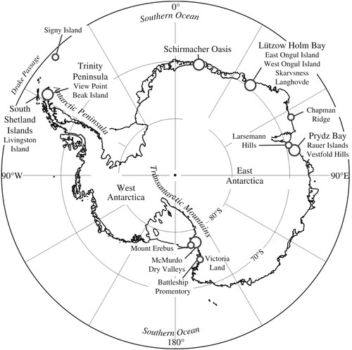 Hidden Levels Of Phylodiversity In Antarctic Green Algae Further