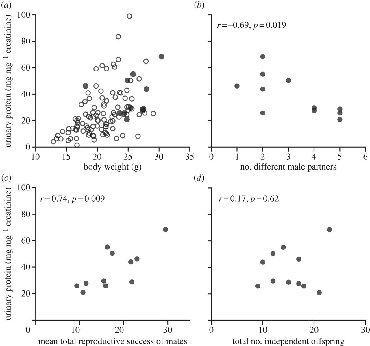 Wake up and smell the conflict: odour signals in female competition